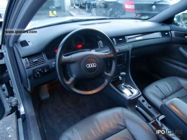 2000 Audi A6 4.2 quattro PRINS LPG GAS PLANT - Car Photo and Specs