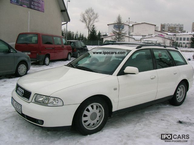 2001 Audi  1.9 TDI Estate Car Used vehicle photo