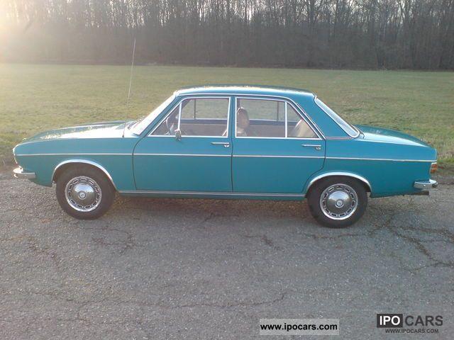 1974 Audi  100 Limousine Classic Vehicle photo