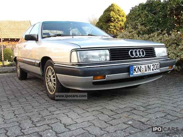 1991 Audi  200 Turbo Limousine Used vehicle photo