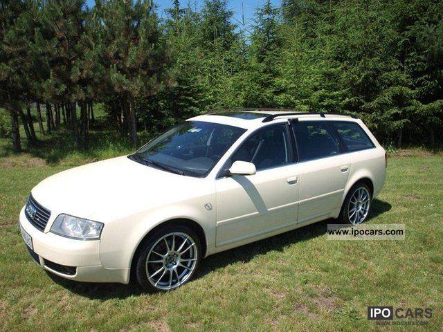 2001 Audi  A6 Model 2002 po liftingu Other Used vehicle photo