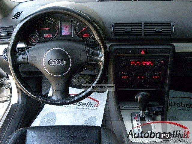 2004 audi a4 2 5 v6 tdi avant automatica multitronic car photo and specs. Black Bedroom Furniture Sets. Home Design Ideas