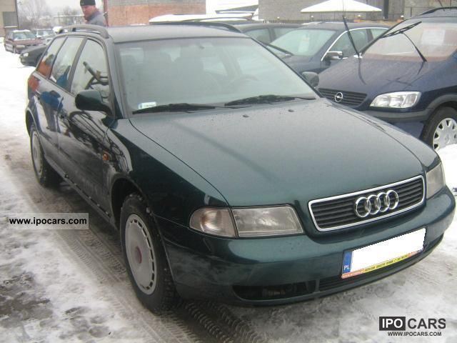 1999 Audi  A4 * STAN BOB! * Estate Car Used vehicle photo