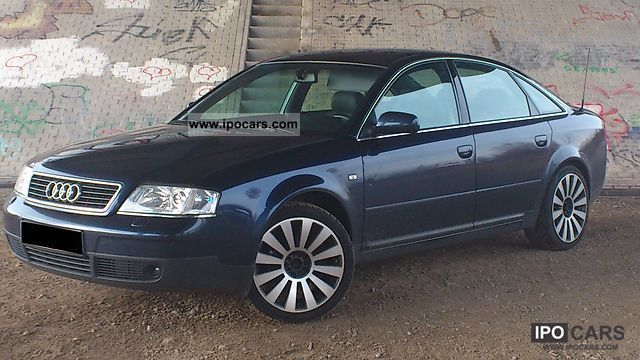 1998 Audi A6 4b C5 Car Photo And Specs