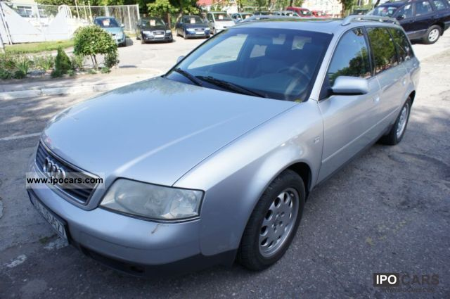 2000 Audi  A6 NAVI, Skory! Estate Car Used vehicle photo