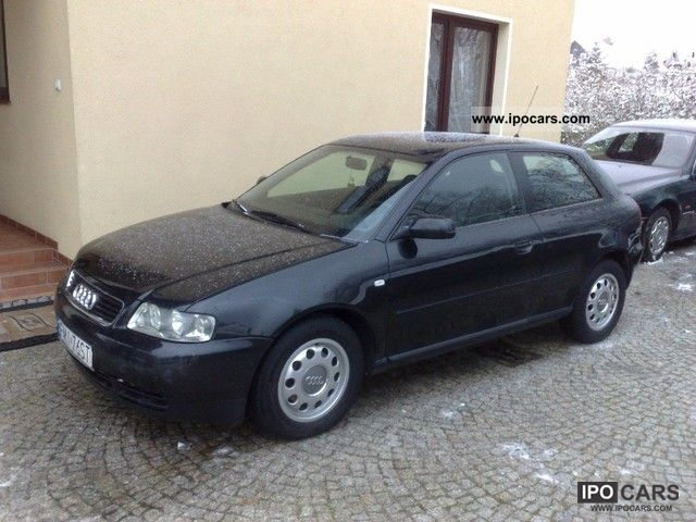 2001 audi a3 1 9 tdi lift bezwypadkowe pilnie sprzedam car photo and specs. Black Bedroom Furniture Sets. Home Design Ideas