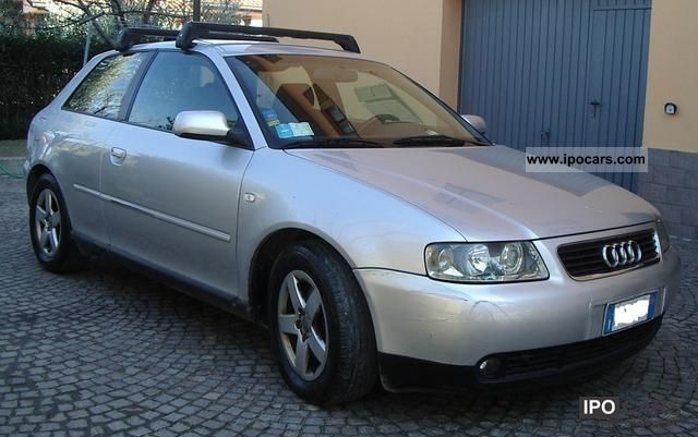 2002 audi audi a3 1 9 tdi ambition 3 porte car photo. Black Bedroom Furniture Sets. Home Design Ideas