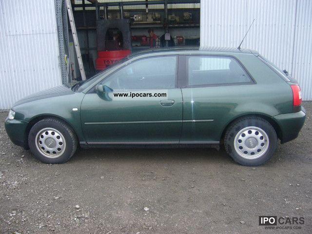 2001 Audi  A3 1,6 climate control Limousine Used vehicle photo