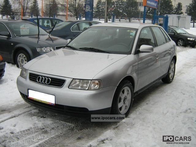 2000 Audi  A3 * STAN BOB! * Limousine Used vehicle photo