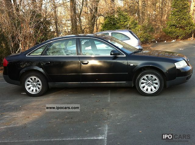 2000 audi a6 1 9 tdi car photo and specs. Black Bedroom Furniture Sets. Home Design Ideas