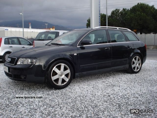 2002 audi a4 1 9 avant quattro cat tdi 130 cv car photo. Black Bedroom Furniture Sets. Home Design Ideas
