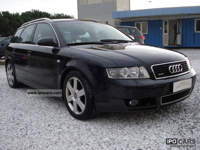 2002 audi a4 1 9 avant quattro cat tdi 130 cv car photo and specs. Black Bedroom Furniture Sets. Home Design Ideas