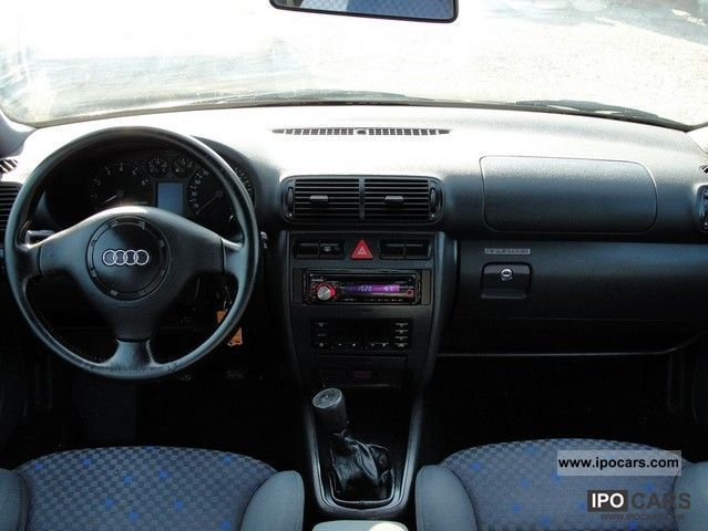 2000 Audi A3 1.8 T 150KM * 4X4 * QUATRO * FULL * OPCJA - Car Photo