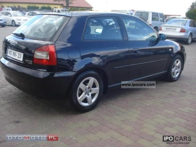 2001 audi a3 quattro 130 km op acony m 2002 car photo and specs. Black Bedroom Furniture Sets. Home Design Ideas