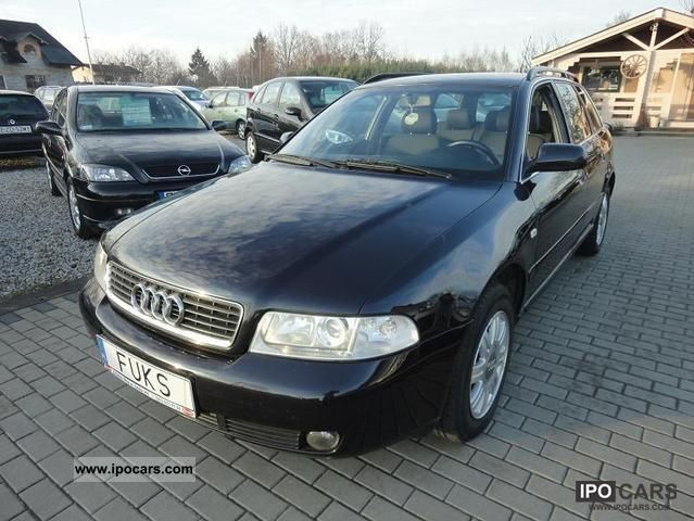 1999 Audi  * A4 * ZAREJESTROWANA Estate Car Used vehicle photo