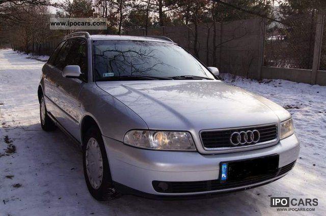 2001 Audi  A4 zadbany super stan Other Used vehicle photo