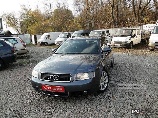 2002 Audi  * A4 2.5 TDI * Estate Car Used vehicle photo