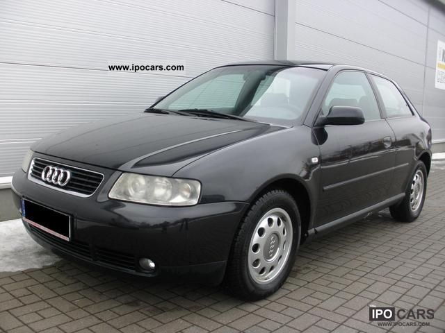 2003 audi a3 1 9 tdi attraction car photo and specs. Black Bedroom Furniture Sets. Home Design Ideas
