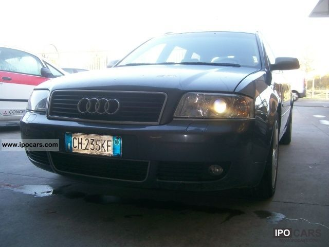 2003 audi a6 2 5 v6 tdi 180cv cat av quattro tipt car photo and specs. Black Bedroom Furniture Sets. Home Design Ideas