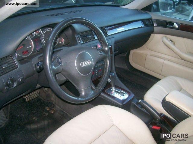 2003 Audi A6 2 5 V6 Tdi 180cv Cat Av Quattro Tipt Car Photo And Specs