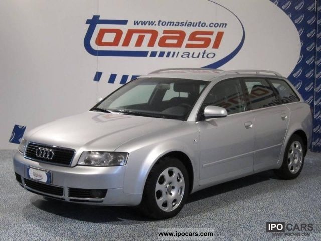 2003 audi a4 2 5 v6 tdi avant cat car photo and specs. Black Bedroom Furniture Sets. Home Design Ideas