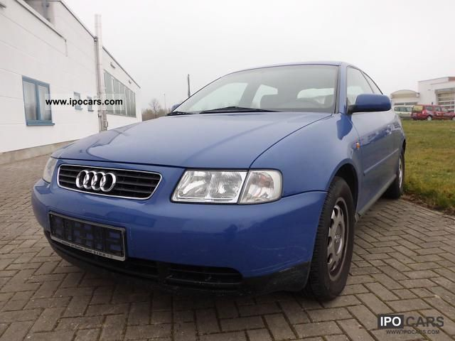 1999 Audi  A3! EXPORT ONLY! 1.6 Limousine Used vehicle 			(business photo