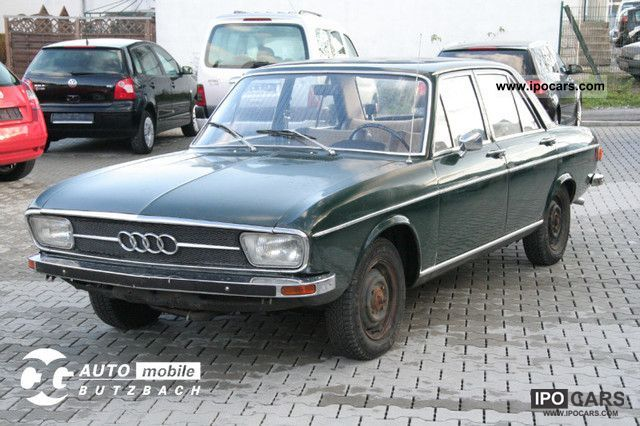 1971 Audi  100 LS-timers Limousine Used vehicle photo