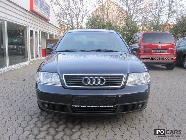 2000 Audi  A6 climate control * lim.1.8 * PDC * Limousine Used vehicle photo