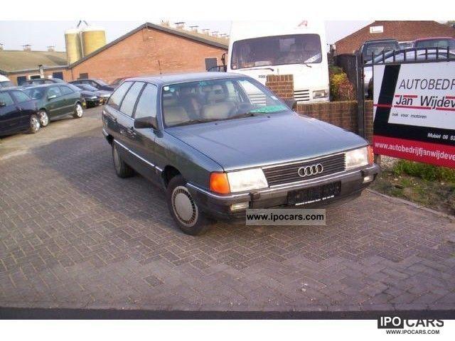 1986 Audi  100 avant 2.2 CD AVANT Other Classic Vehicle photo