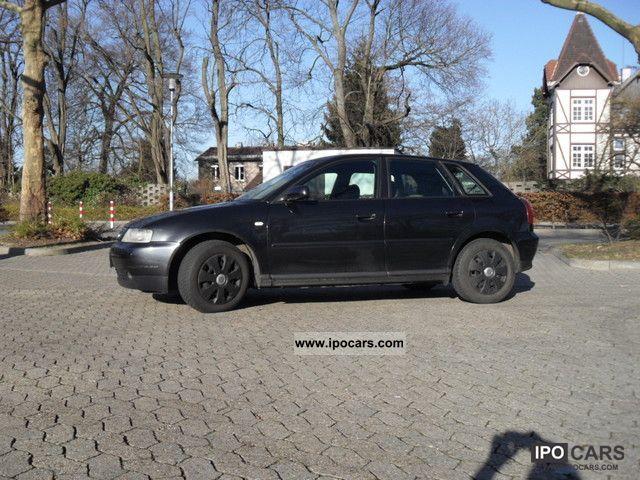2002 Audi  A3 1.6 Limousine Used vehicle photo