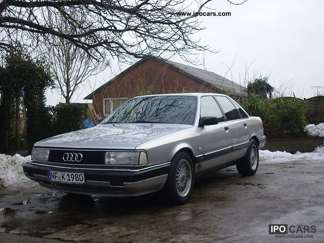 1989 audi 200 20v turbo quattro t v until 7 2013 car photo and specs. Black Bedroom Furniture Sets. Home Design Ideas