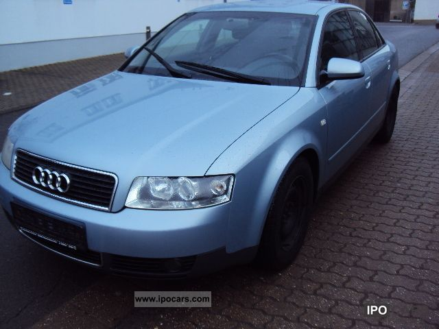2000 Audi  A4 2.0 Model 2001 Limousine Used vehicle photo