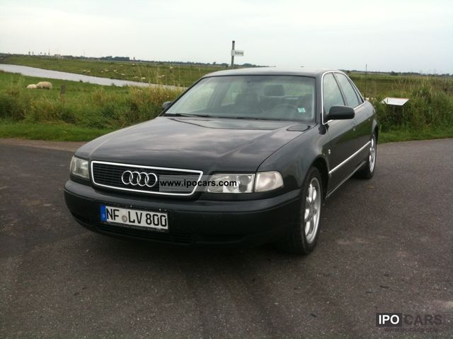 Audi  A8 A8 3.7 with LPG gas system 1997 Liquefied Petroleum Gas Cars (LPG, GPL, propane) photo