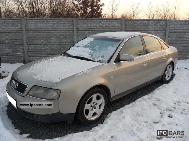 1998 Audi  A6 / Ładna zadbana / Doinwestowane Limousine Used vehicle photo