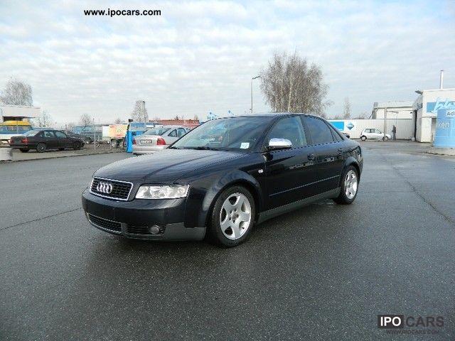2000 Audi  A4 2.0 automatic climate control Limousine Used vehicle photo
