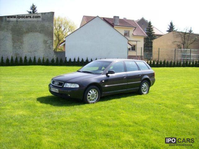 2000 Audi  A4 TDI OPŁACONY KLIMATR Estate Car Used vehicle photo