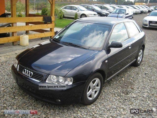 2002 Audi  A3 1.9-130km Small Car Used vehicle photo