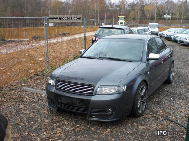2000 Audi  A4 2.0 S-Line Tiptronic 6-speed Limousine Used vehicle photo