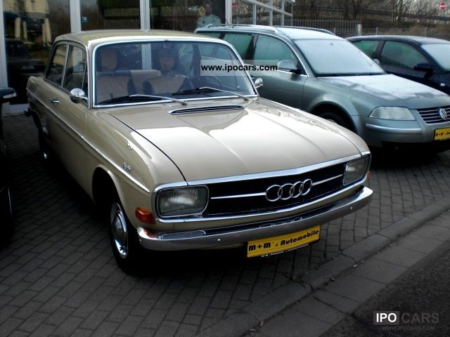 Audi  60 F103 H-Kennzeichen/sehr good condition 1970 Vintage, Classic and Old Cars photo