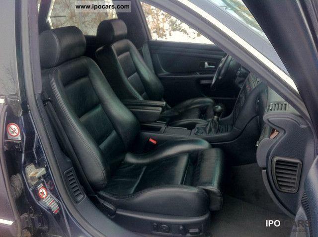 1998 Audi S8 4 2 QUATTRO 6 SPEED MANUAL TRANSMISSION