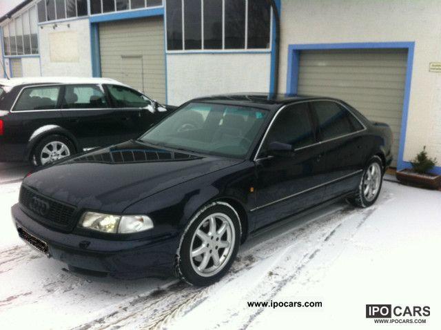 1998 Audi  S8 4.2 QUATTRO 6 SPEED MANUAL TRANSMISSION * * Limousine Used vehicle photo