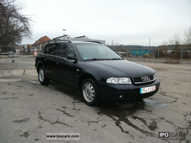 1999 Audi  A4 Allroad Estate Car Used vehicle photo