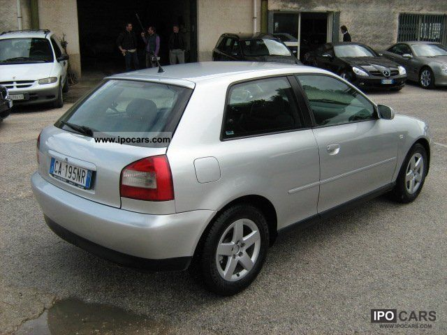 2002 audi a3 tdi 3 porte 130 cv ambition car photo and specs. Black Bedroom Furniture Sets. Home Design Ideas