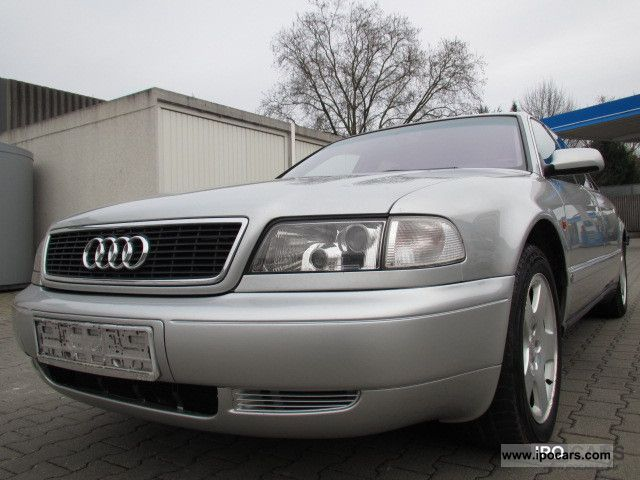 Audi  A8 LPG (GAS SYSTEM) OF THE BRAND PRINS 1996 Liquefied Petroleum Gas Cars (LPG, GPL, propane) photo