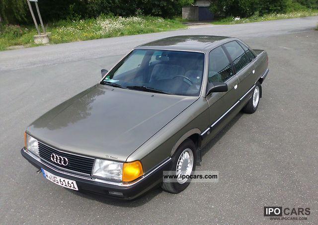 1990 Audi  100 2.0 D Year 1985 Limousine Used vehicle photo