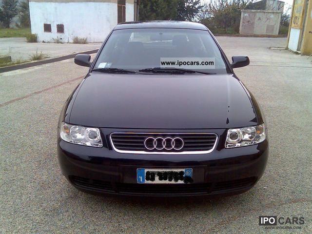 2001 Audi  A3 Sports car/Coupe Used vehicle photo