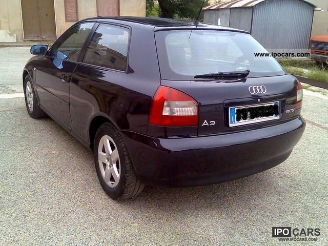 2001 audi a3 car photo and specs. Black Bedroom Furniture Sets. Home Design Ideas