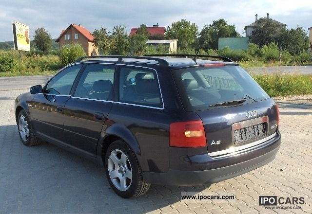 1998 audi a6 op acony car photo and specs. Black Bedroom Furniture Sets. Home Design Ideas