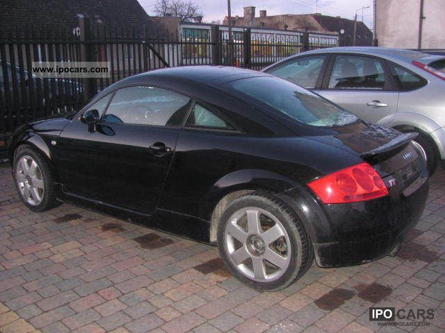 1998 audi tt car photo and specs. Black Bedroom Furniture Sets. Home Design Ideas