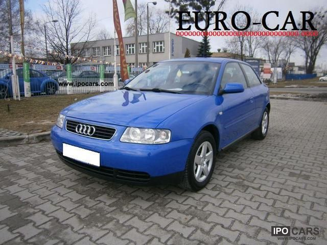 2002 Audi  A3 KSIĄŻKA SERWISOWA Other Used vehicle photo